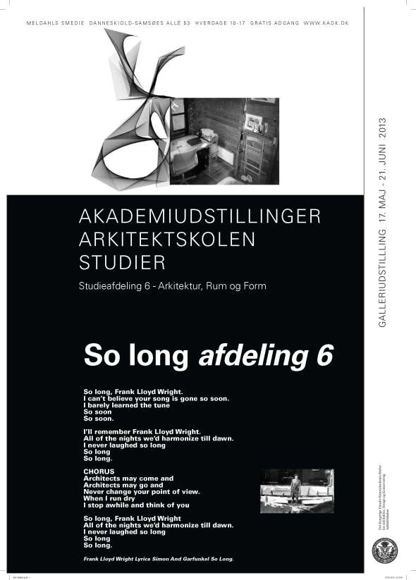 Afd. 6 plakat