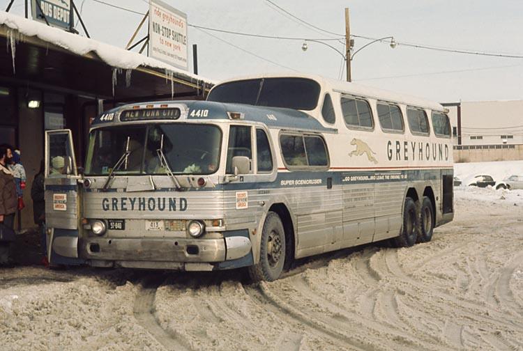 Bus fra Aarhus til København, konference og fest